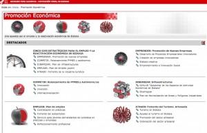 Subvenciones Diputación Foral de Bizkaia